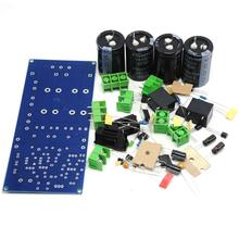 DIY Amp Rectification Filter Power Supply Board Kits With Speaker Protection / Status LED цена