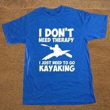 Summer Style Kayaking T-shirt