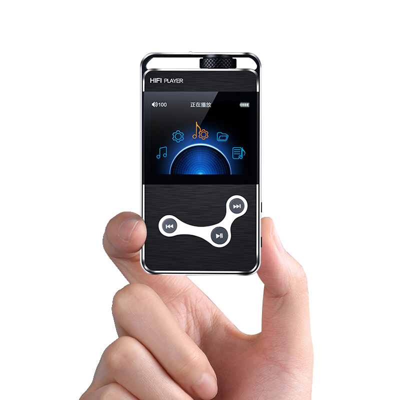 US $43 31 37% OFF ZIKU HD X9 High Fidelity Lossless Music HIFI DAC+ DSD  Professional MP3 Music Player Fever Portable Lossless Music Player DAP-in  HiFi