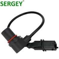 SERGEY Crank Shaft Angle Position 0281002729 For MAZDA Crankshaft Sensor For FORD RANGER ET ES 2.5 TDdi