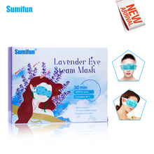 Sumifun 10PC Eye Massage Sleep Eye Patch Protection Of Eyes Warm Heating Package Hot Eye Goggles OEM Steam Hot Goggles  D1350 electric eye massager eye patch lavender eye mask usb heating steam sleep travel compress eye shade spa massage warm mask patch