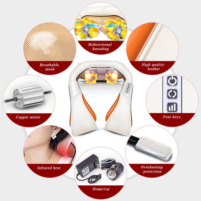 Cervical Back and Neck Massager