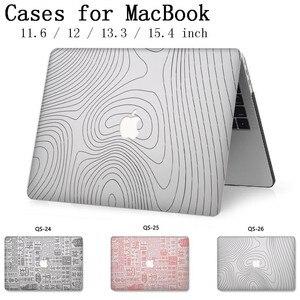 Image 1 - Neue Fasion Für Notebook MacBook Laptop Fall Hülse Abdeckung Für MacBook Air Pro Retina 11 12 13 15 13,3 15,4 zoll Tablet Taschen Torba