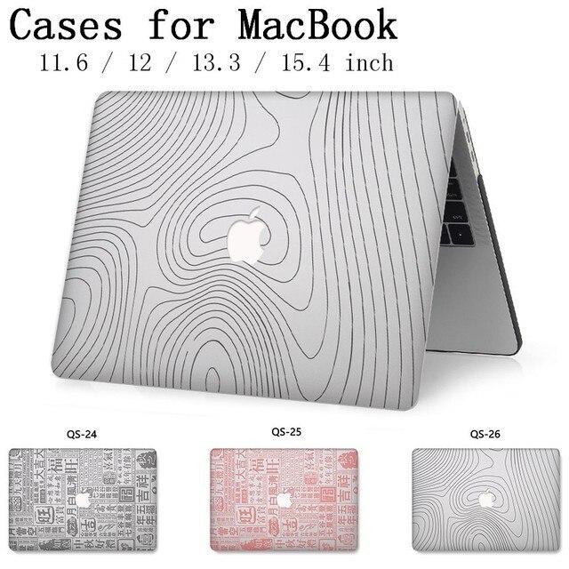 Neue Fasion Für Notebook MacBook Laptop Fall Hülse Abdeckung Für MacBook Air Pro Retina 11 12 13 15 13,3 15,4 zoll Tablet Taschen Torba