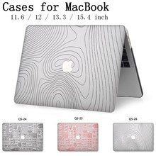 New Fasion For Notebook MacBook Laptop Case Sleeve Cover For MacBook Air Pro Retina 11 12 13 15 13.3 15.4 Inch Tablet Bags Torba
