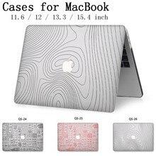 Nouvelle mode pour ordinateur portable MacBook ordinateur portable housse housse pour MacBook Air Pro Retina 11 12 13 15 13.3 15.4 pouces tablette sacs Torba