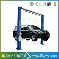 Прозрачная напольная цепь Drived Garage Two Post Car Lift