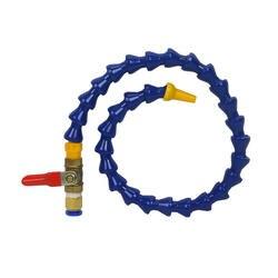Туки Пластик масла воды шланг с ЧПУ переключатель 50 см Гибкая Трубка охлаждающей жидкости