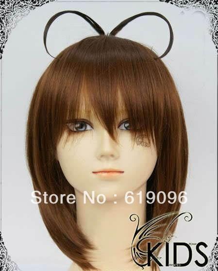 the clannad furukawa nagisa dumpling example short hair wig on
