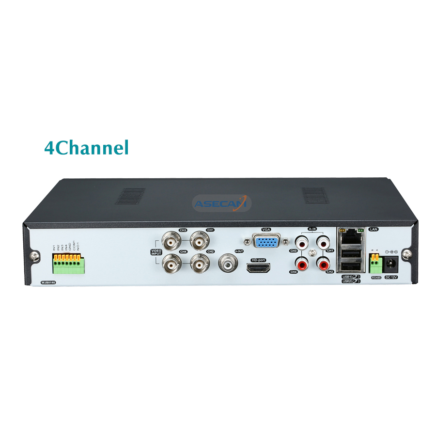 4 channel security system 4ch