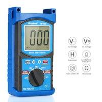 Digital Earth Ground Resistance Tester Megohm Meter Megger Megohmmeter DC0~200V Voltmeter insulation tester ohm meter LCD
