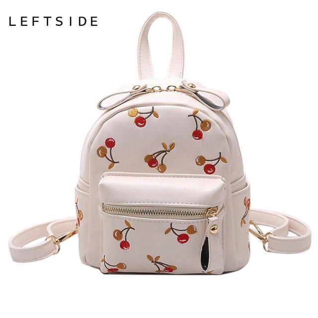 LEFTSIDE 2017 Mini Bagpack Cute Teen Backpacks For Teenage Girls ...
