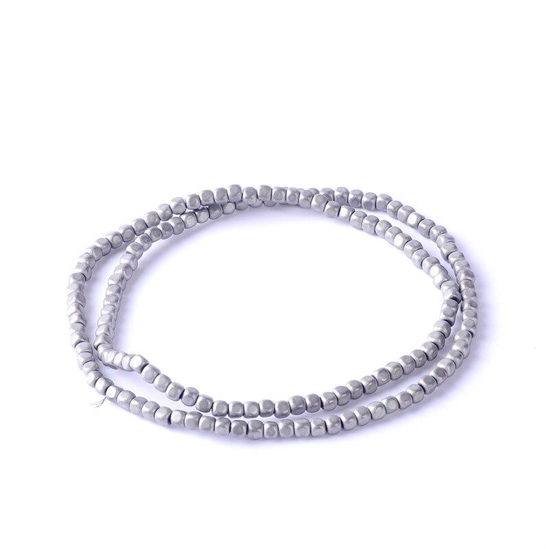 Նորաձևություն Բնական քարի հեմատիտի - Նորաձև զարդեր - Լուսանկար 2