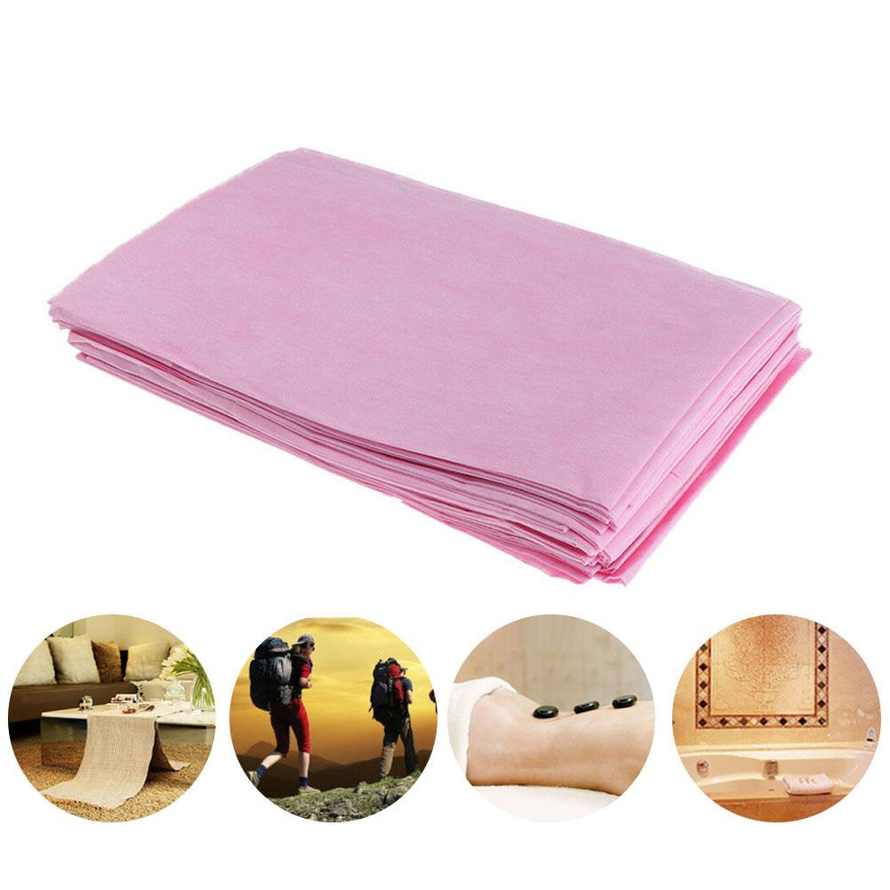 2019 NEW 10Pcs Salon Massage Medical Sterile Disposable Bedsheets Bed Cover Mat Blanket