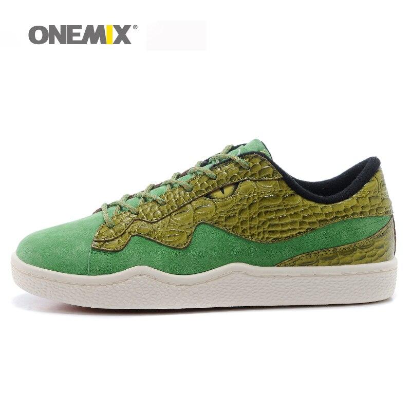 ONEMIX мужская обувь для скейтбординга спортивная обувь дышащая прогулочная Спортивная уличная Мужская обувь для прогулок Бесплатная достав...