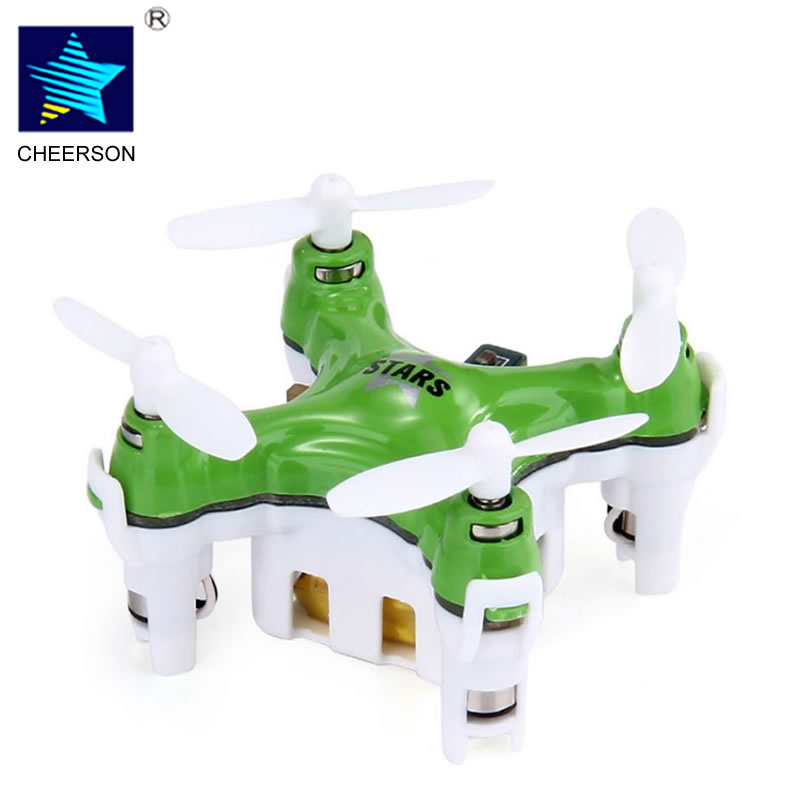 Cheerson CX-Stars Mini Drone RC Quadcopter 2.4G 4CH 6-Axis Drone FPV Drones with 3D Flip Headless Mode For Christmas Gift