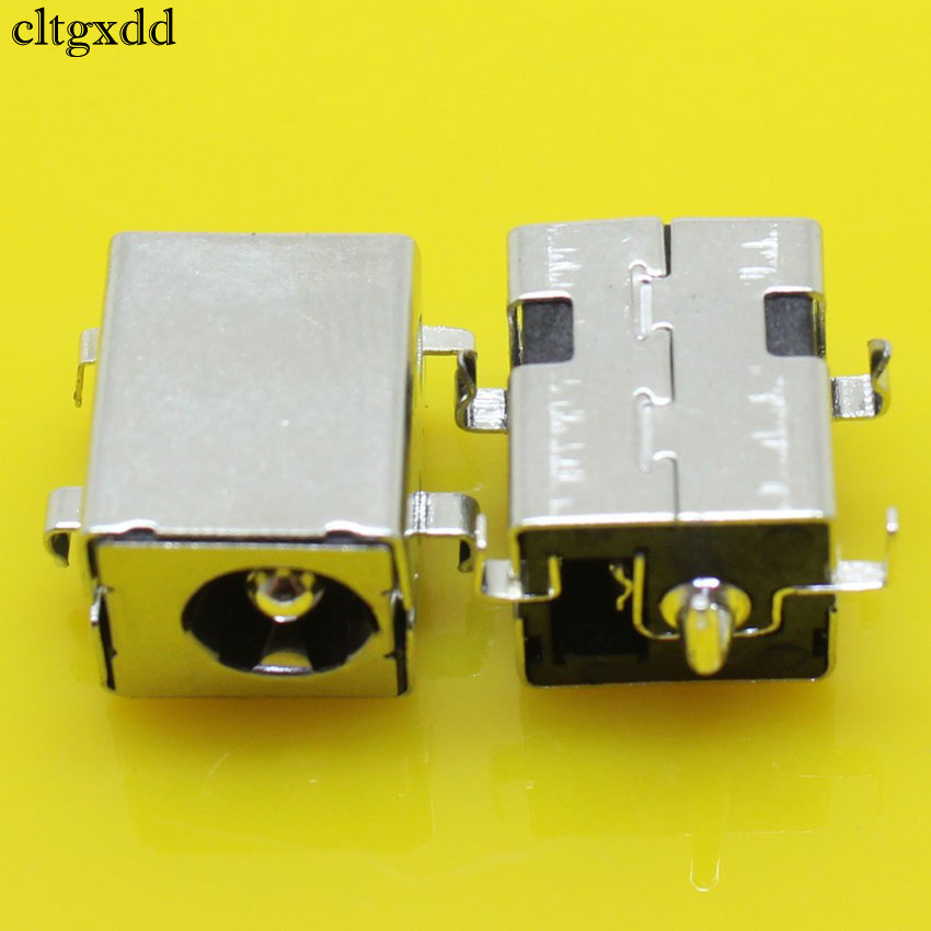 cltgxdd DC-042 2.5MM DC power jack Connector port Socket Connector PLUG For ASUS K53 K53S K53E K53S K53SV A53Z A53S K53SJ K53SK 1pcs dc power jack socket plug connector port for asus k53e k53s mother board new arrival wholesale