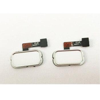10 pcs /Lot, Home Button Fingerprint Sensor Button Flex Cable For Asus Zenfone 3 ZE520KL ZE552KL High Quality