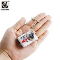 Full HD 1080 P Mini caméra Micro Appareil Photo Numérique DV Mini Caméscopes Vidéo Enregistreur DVR Petite Caméra avec détection de mouvement porte-clés