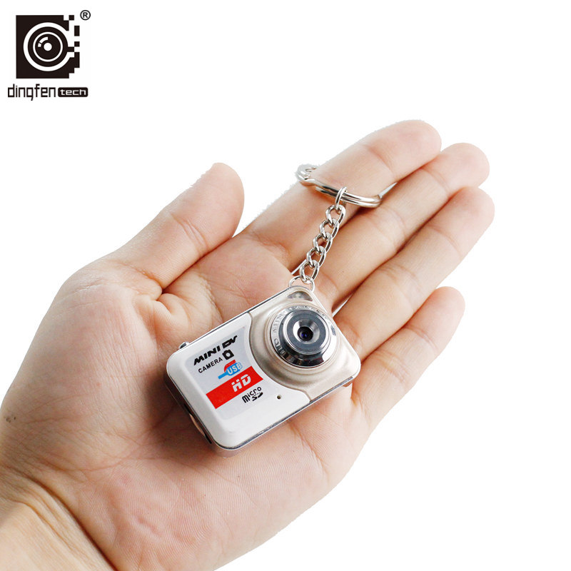 Full HD 1080P Mini camera Micro Digital Camera DV Mini Camcorders Video Recorder DVR Small Camera with motion detection keychain