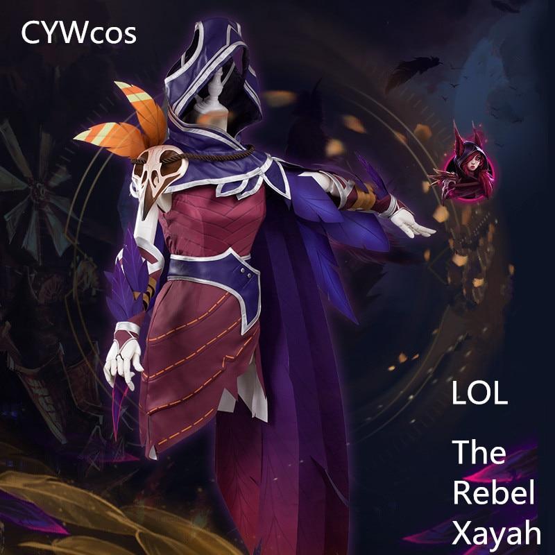 LOL League Rakan The Rebel Cosplay wig Valentine/'s Day