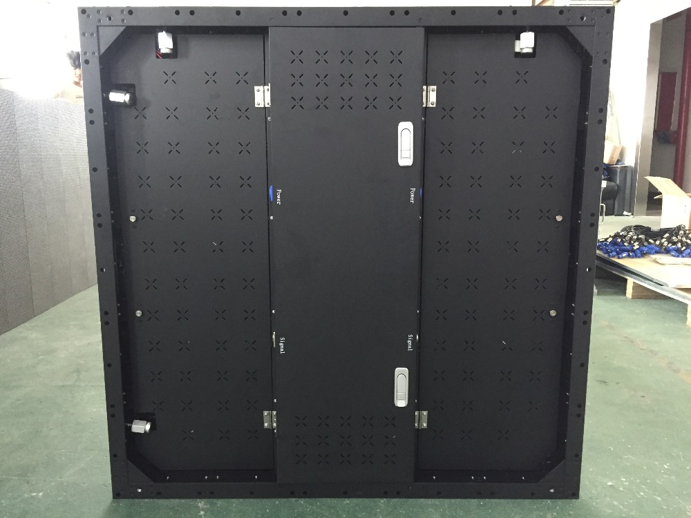 P6 Крытый светодиодные панели, SMD3528 модуль, P6 профиль алюминиевая панель дисплея, полноцветный светодиодный дисплей экран, во главе видеосте