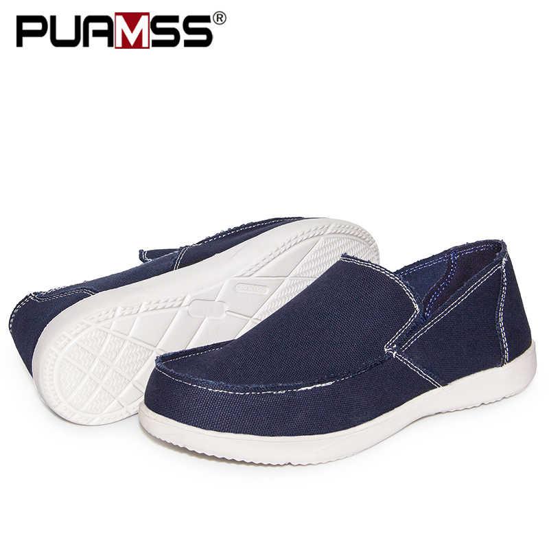 2019 รองเท้าผู้ชายฤดูใบไม้ร่วงแฟชั่นธรรมชาติผ้าใบรองเท้า Breathable ผู้ชายรองเท้าสบายๆรองเท้าผู้ชายรองเท้าผ้าใบ Zapatillas Hombre
