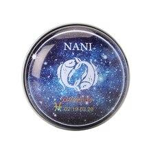 1 Pc Constelação de Pisces Perfumes Sólidos Mágicos Perfume Fragrância Desodorante