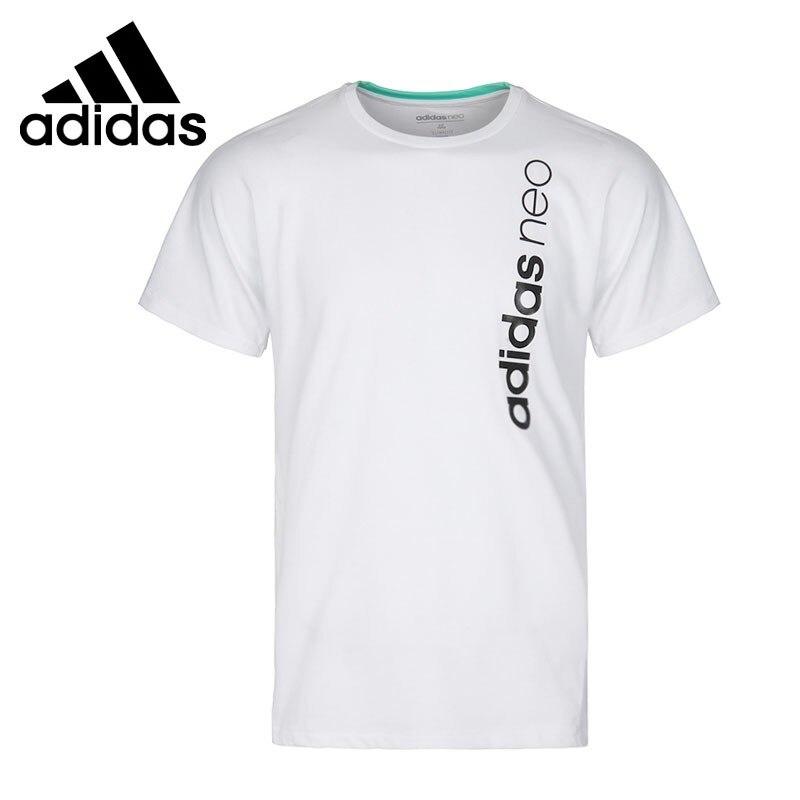 Original New Arrival 2018 Adidas NEO Label CE CL TEE Men's T-shirts short sleeve Sportswear original new arrival nike tee flower women s t shirts short sleeve sportswear