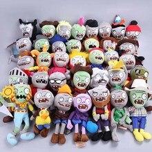 23 стиля Растения против Зомби Плюшевые игрушки 30 см Растения против Зомби мягкие плюшевые игрушки куклы детские игрушки для детей Подарки вечерние игрушки
