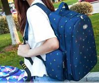 Promition! السفر قدرة حقيبة الحفاض مومياء الأمومة حقيبة الطفل كيس حفاضات المنظم التمريض