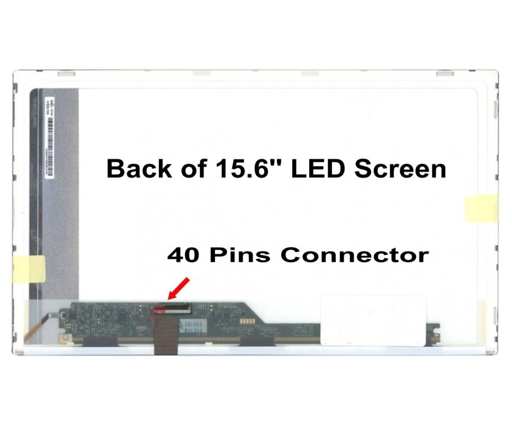 """LG NEW 15.6/"""" HD LED LCD Laptop Screen//Display LP156WH4-TLR1 LP156WH4 TL R1"""