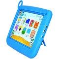 7 дюймов Дети Планшетных пк Quad Core Android 5.1 1 ГБ/8 ГБ Kidoz Предварительно Установленной Лучшие подарки для Детей Tablet pc