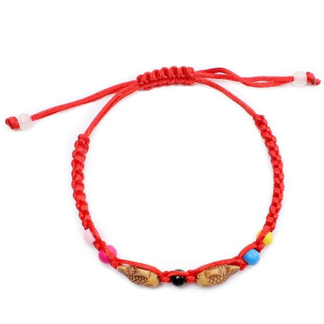 Bracelet Asiatique Porte Bonheur