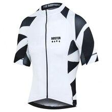 AOSTER Mens Cycling Jersey Mountain Bike Cycling Clothing Bicycle Short Sleeve Tee Shirt Blue Cycling Jersey Top / Jacket