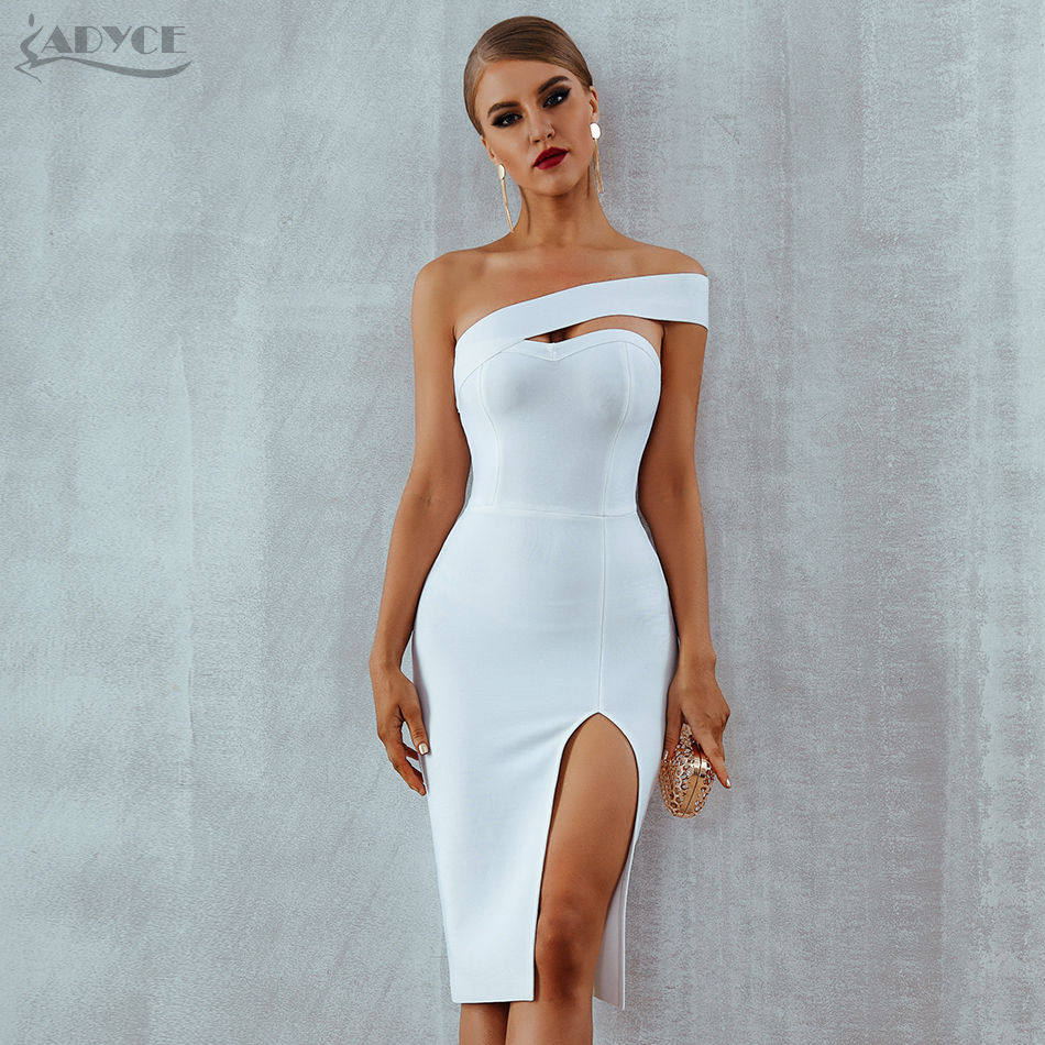 30fb2cde234 Adyce Bodycon Bandage Dress Vestidos Verano 2018 Summer Women Sexy ...