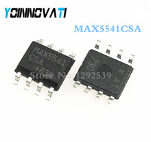 5 шт./лот MAX5541CSA MAX5541 DAC 16 бит однообразный SER 8soic лучшее качество