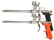FreeshippingBlack Yellow Orange Professional Heavy Duty PU Foam Gun Grade Expanding Spray Application Applicator Length 28cm