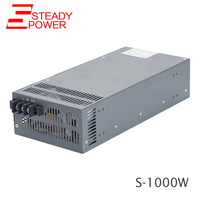 High voltage source 24v 42a 1000w led power supply 24vdc switching power supply S 1000 24