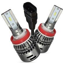 2x H11 светодиодный лампа фары H9 светодиодный лампы 9005 9006 Авто Светодиодный свет лампы фар для Lexus RX300 IS250 RX330 CT200H GX470 GS300