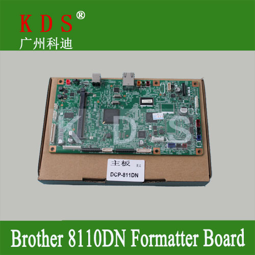 Original formatter board for Brother DCP-8110DN usb control board for LT1790001