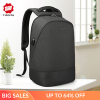 2019 Tigernu 15.6Laptop USB Charging Waterproof Anti Theft Men Backpack School Travel Backpack Male Casual Bagpack For Men