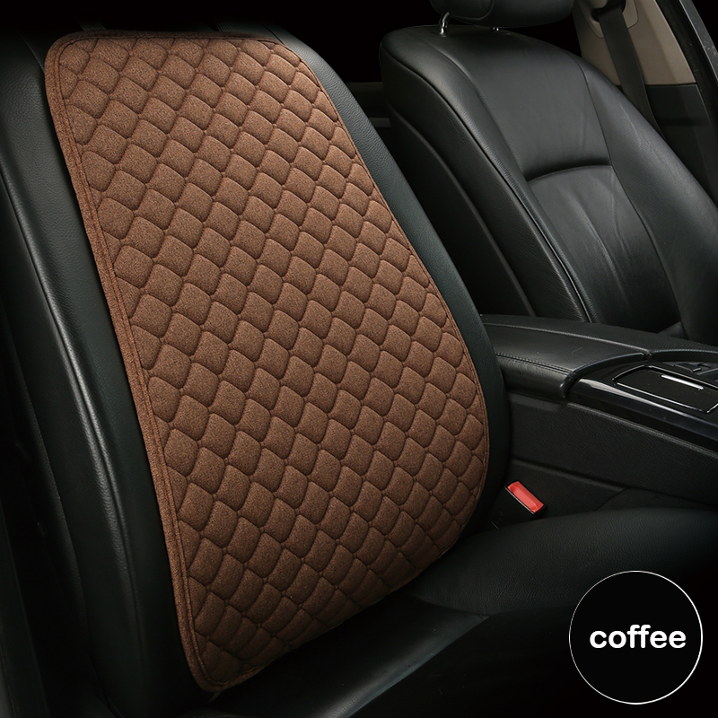 Linen Car Seat Cover Protector Linen Front Seat Back Cover 9