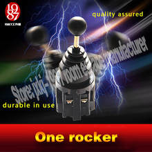 Real life room escape prop takagism game jxkj 1987 one roker swith pull the rocker to