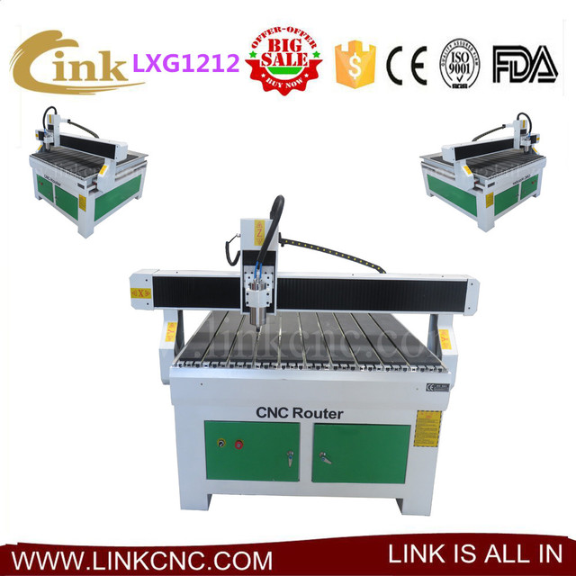 Professional china cnc router 1325 1530 1212 3 axis woodworking machinery for aluminum engraving/cnc machine router
