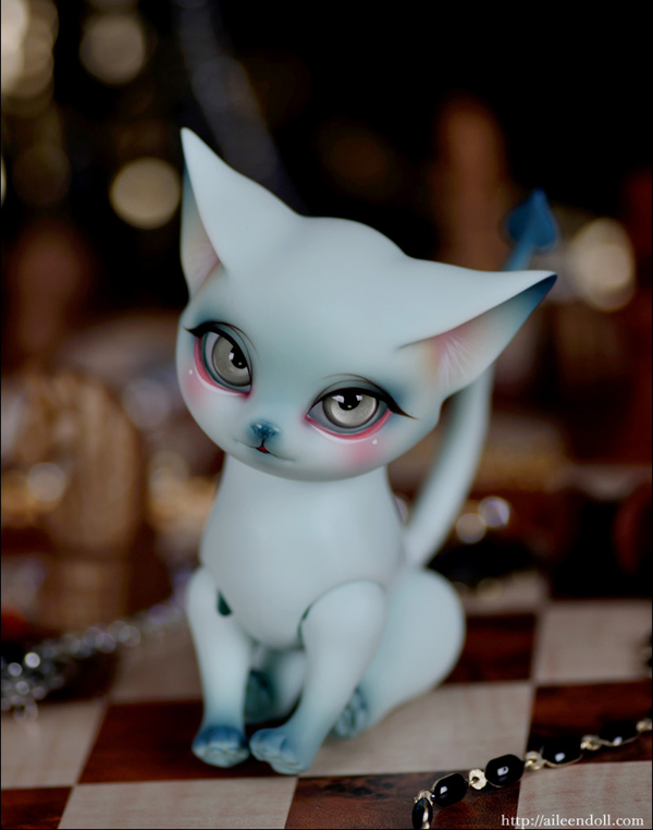 1/8 scale BJD pet pop BJD/SD cute elf Lucy aileen Resin figure doll DIY Model Toys gift.Not included Clothes,shoes,wig