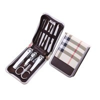 Stainless Steel Nail Clipper Knife Set Nail Clipper Nail Scissors Tool Beauty Personal Care Set