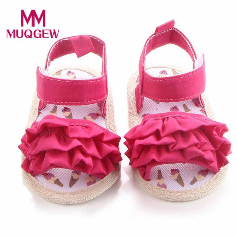 MUQGEW toddler sandals baby girl cotton