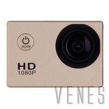 Gold White Pink Diving Bicycle Action Camera Waterproof Car Driving Recorder Camcorder SJ4000 Photo Shooting Deep
