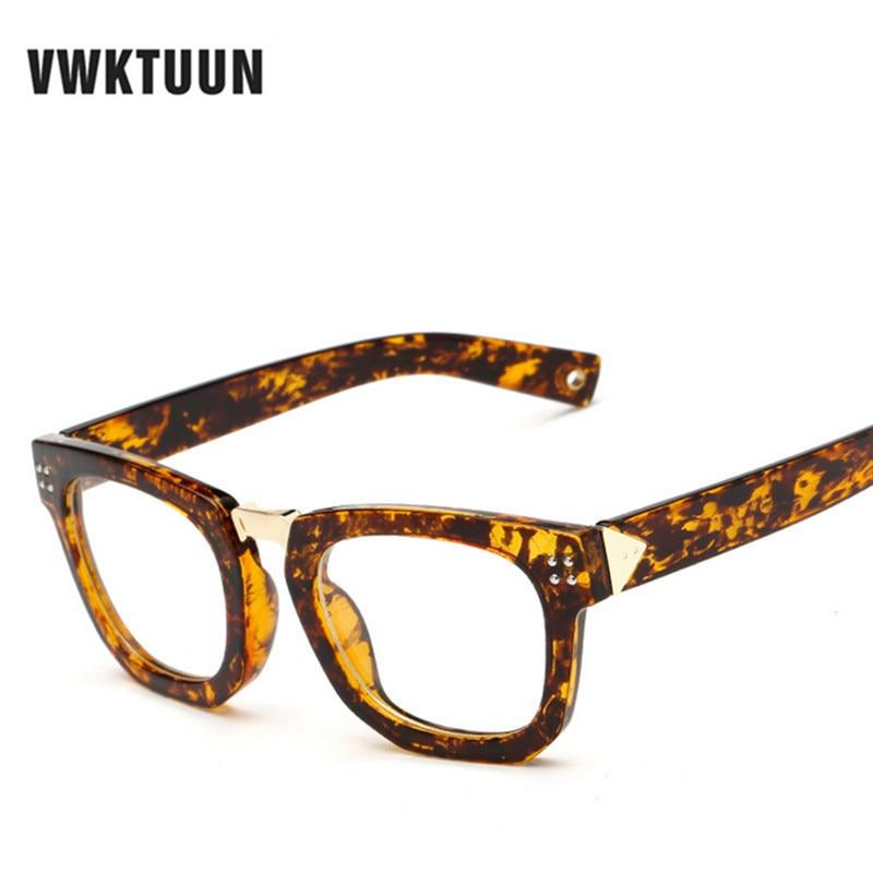VWKTUUN Neueste Brille Cat Eye Brillen Rahmen Vintage Brille Frauen ...
